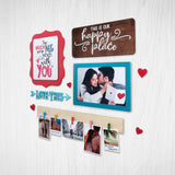 2ftx2ft Love Theme 2 DIY Wall Decor Right View