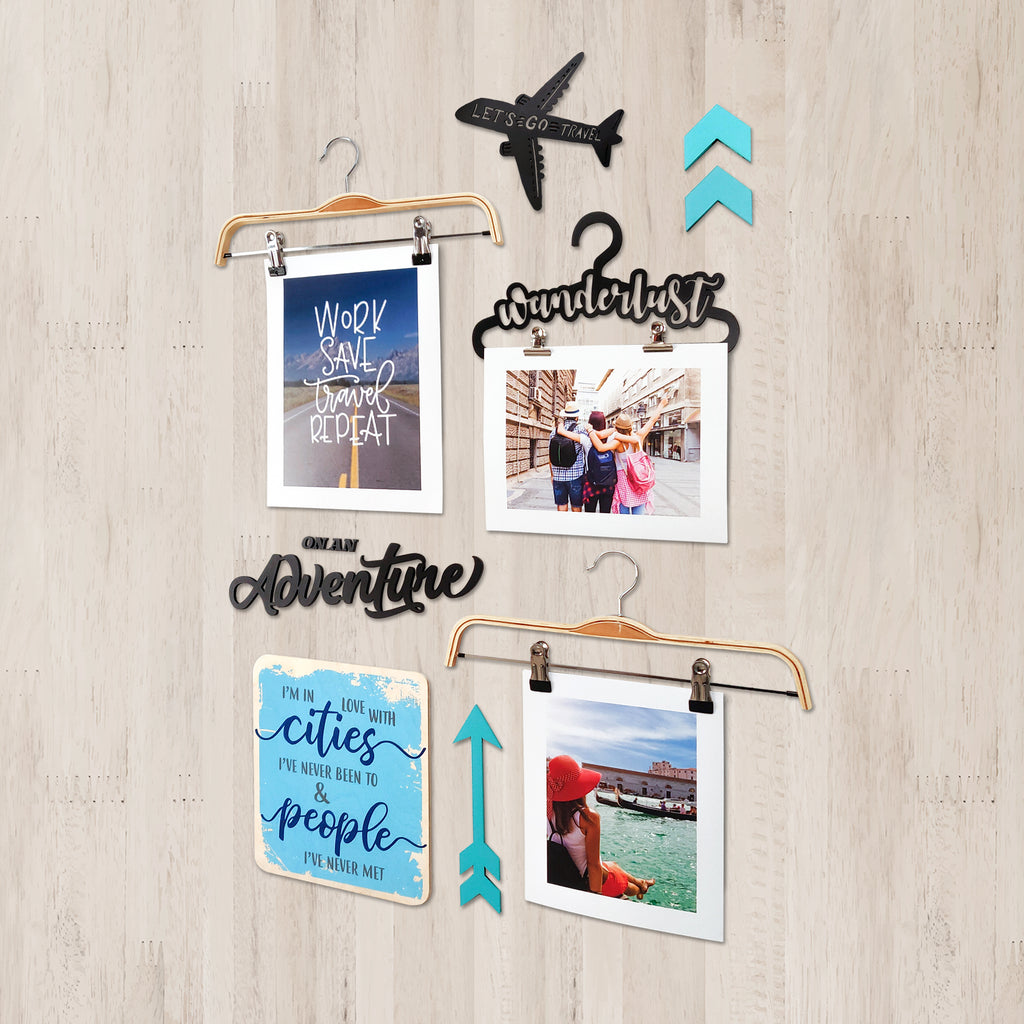 3ftx2ft Travel Theme DIY Wall Decor Right View
