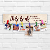 This Is Us Photo Hanger Front View