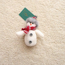 Load image into Gallery viewer, Hanging Plush Ornaments / Red