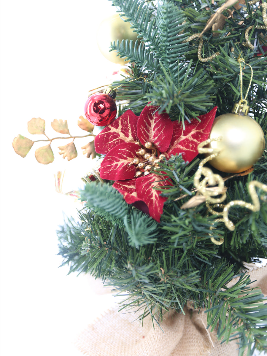 Christmas Tree with fully Decoration Package