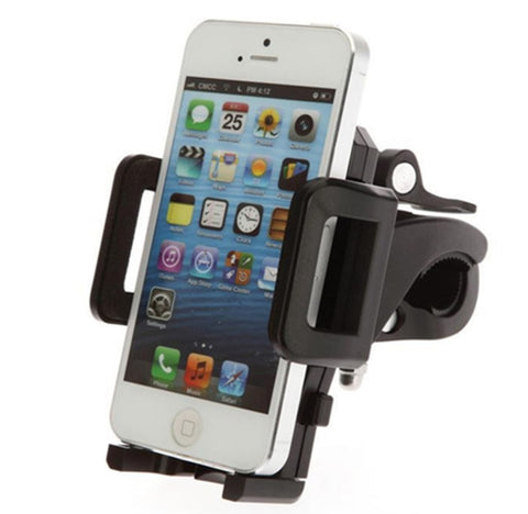 Cell Phone Holder for TRIAXE Scooter - Heart Scooters - A Heart Cruises Company