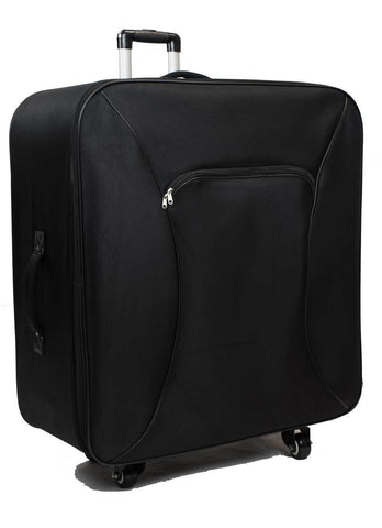 Travel Case with Wheels and Handle
