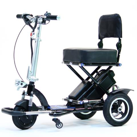 TRIAXE Sport Foldable Scooter