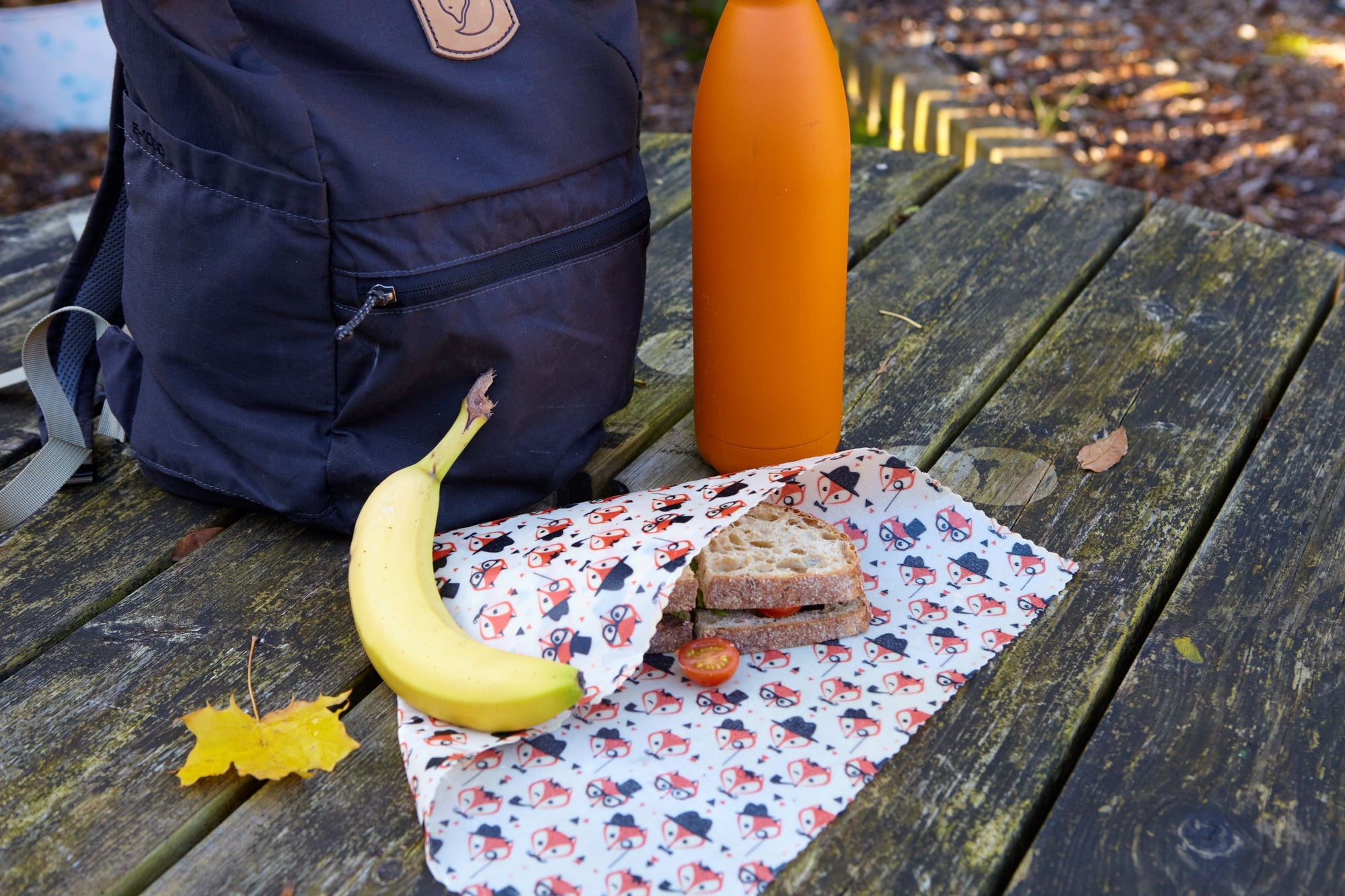 Beeswax Bumble Wrap Sandwich pack