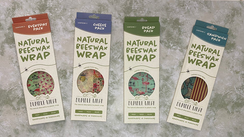 Our New Packaging Has Launched