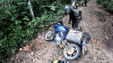 TST, TheSouthTrack, Guaviare, Colombia.