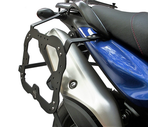 SOPORTE MALETAS LATERALES SUZUKI VSTROM 650 ABS (2012 - UP)