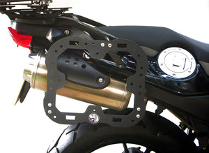 SOPORTE MALETAS LATERALES BMW G650 GS (2011 - UP)/ SERTAO (2012 - UP)