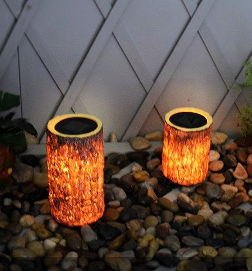 Solar Garden Yard Patio Decor Statue Outdoor Landscape Lawn Pathway LED Light