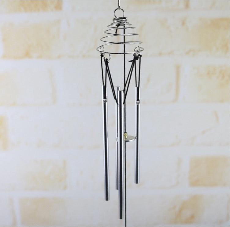 Stainless Steel Wind Chimes Garden,Yard, Patio, Balcony Outdoor and  Indoor Hanging Decor