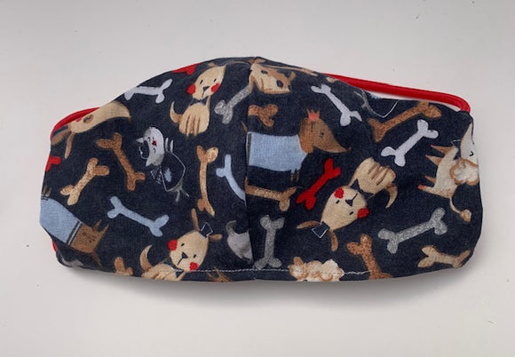 Cloth face mask - DOGS COLLECTION