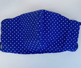 Cloth face mask - POLKA DOT COLLECTION