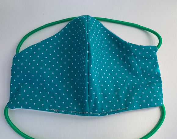 Cloth face mask - POLKA DOT, Limited Edition