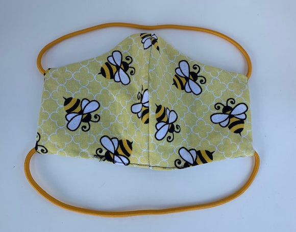 Cloth face mask - BUMBLEBEE, Limited Edition