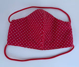 Polka Dot Face Cover LIMITED TIME
