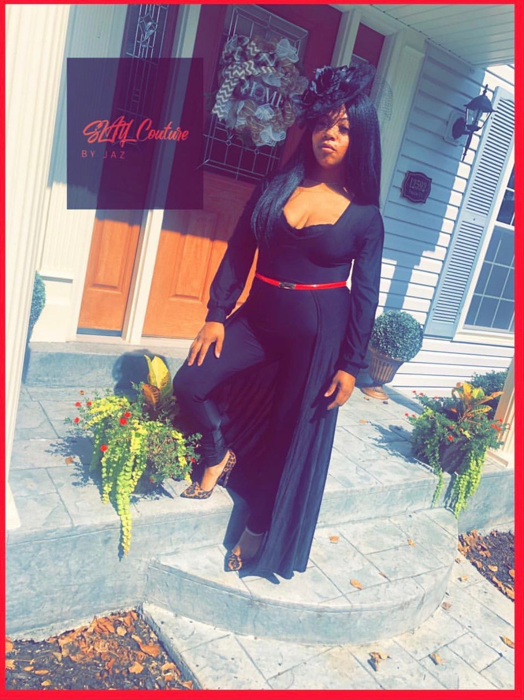 Prowess Jumpsuit (Plus Size Available)