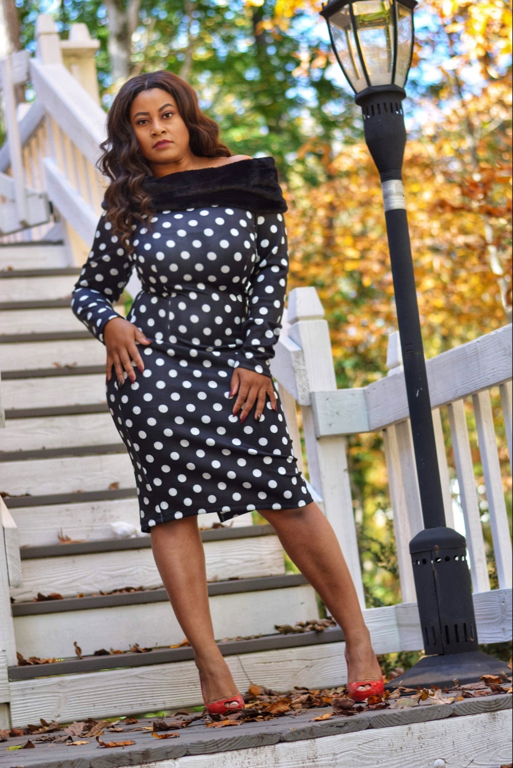 Always Classy & Fabulous Midi (Plus Size Available) *New