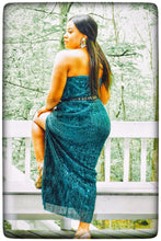 Load image into Gallery viewer, Emerald Sequin Goddess