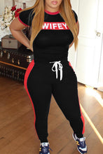 Load image into Gallery viewer, Athleisure Wifey Matching Set - Plus Size Available (Pre-Order)