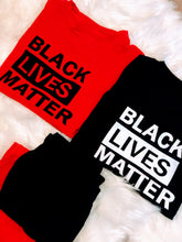 Load image into Gallery viewer, BLM Black Lives Matter Short Set (Plus Size Available) - Pre-Order