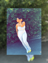 Load image into Gallery viewer, Athleisure Ruching Bottom Jumpsuit - Plus Size Available (Pre-Order)