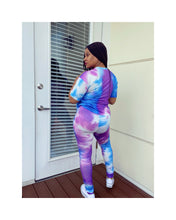 Load image into Gallery viewer, Tye Dye Matching Sets - Short Sleeve (Plus Size Available)