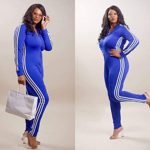 She Ready Athleisure Jumpsuit