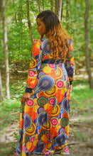 Load image into Gallery viewer, She is Courageous Maxi Dress (Plus Size Available)