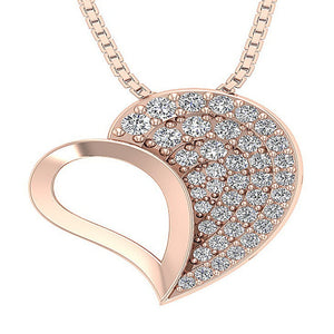 Heart Pendants-DP254