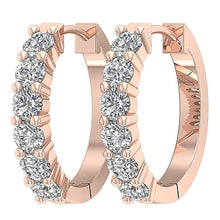 Load image into Gallery viewer, Large Hoops Earring-E-404A