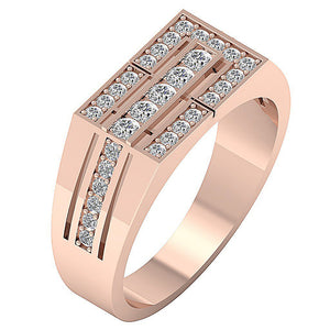 Mens Wedding Band-MR-22