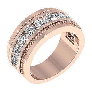 Round Ring-MR-89-2.00Ct