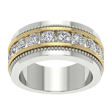 Load image into Gallery viewer, Top View Ring-MR-89-2.00Ct