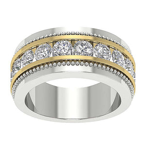 Top View Ring-MR-89-2.00Ct