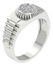 Load image into Gallery viewer, White Gold Ring-MR-11