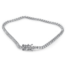 Load image into Gallery viewer, VS1/SI1/I1 14k Solid Gold G 2.50Ct Tennis Bracelet Natural Diamonds Prong Set 7.00Inch