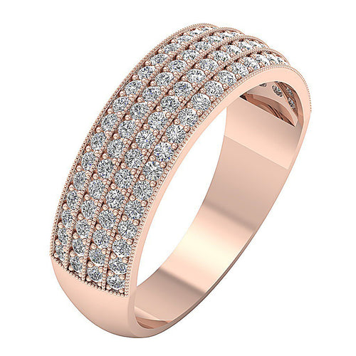 Round Diamonds Ring-DWR40