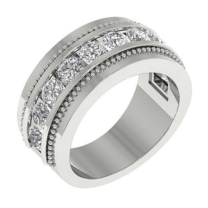 Wedding Ring-MR-89-2.00Ct