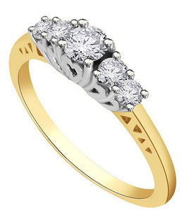 Designer Wedding Ring-FR59
