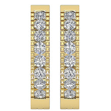 Load image into Gallery viewer, Natural Diamond Earring-DE11
