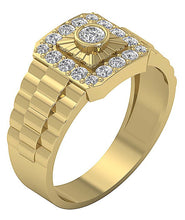 Load image into Gallery viewer, Diamond Ring-MR-5