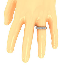 Load image into Gallery viewer, DiamondFingerOnHandRing-WR-545