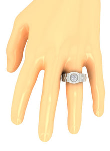 Men's Ring On Fingure-MR-55