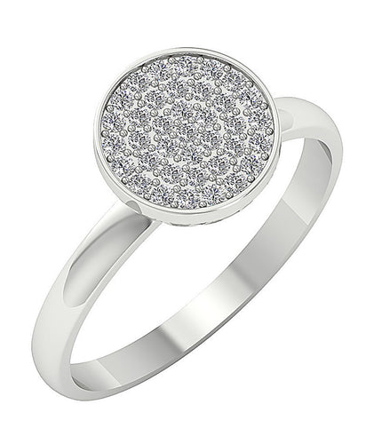Designer Wedding Ring 14k White Gold