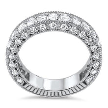 Load image into Gallery viewer, Designer Engagement Eternity Ladies Ring SI1 G 2.50ct Natural Diamond 14k Rose Gold
