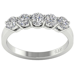 Designer Prong Setting Wedding Ring-FR-67