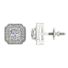 Load image into Gallery viewer, Designer Natural Diamond 14k-18k Earring-DE212