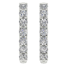 Load image into Gallery viewer, Natural Diamond Earring-DE102