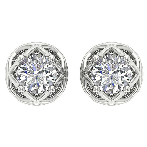Designer Stud Earrings-DE205